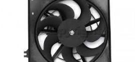 Вентилятор радиатора кондиционера Kia Spectra (2004-)