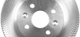 Диск тормозной задний Kia Spectra (2004-)