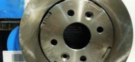 Диск тормозной передний Kia Spectra (2004-)
