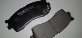 Колодки тормозные передние Kia Spectra (2004-)