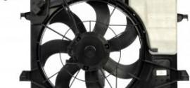 Вентилятор радиатора охлаждения Kia Cerato (2009-2013)