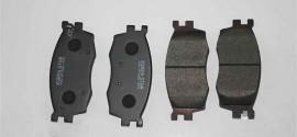 Колодки тормозные передние Kia Rio (2005-2010)