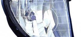 Фара противотуманная левая Kia Sportage (2006-2010)